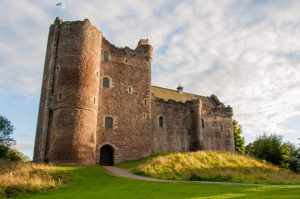 Doune Castle Outlander film location